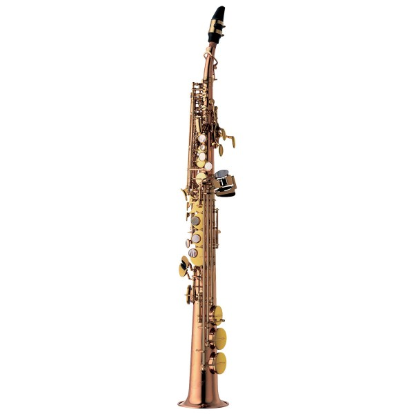 Soprano Sax High 'G' - Bronze