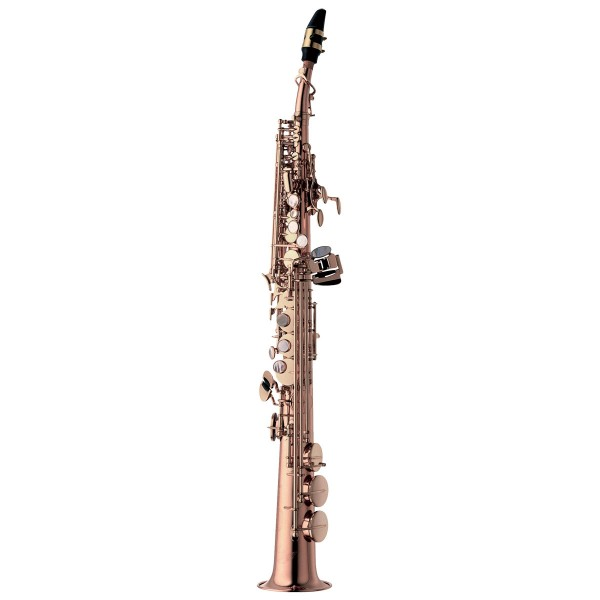 Soprano Sax High 'G' - Pink Gold Bronze