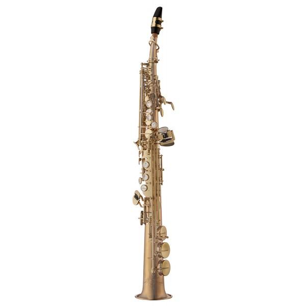 Soprano Sax - Unlacquered Bronze
