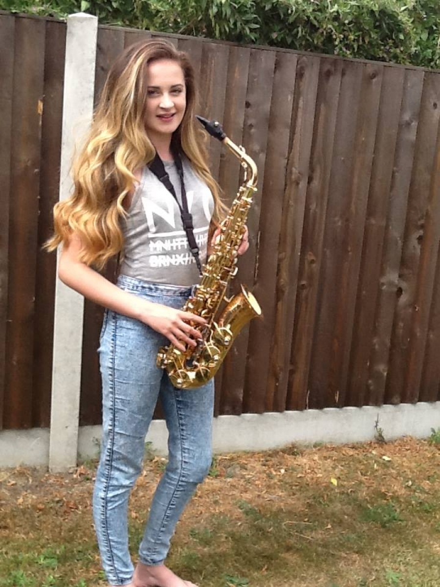 Music For All charity help young saxophonist Lily achieve her Yanagisawa dream.