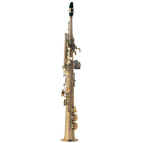 Soprano Sax - Unlacquered