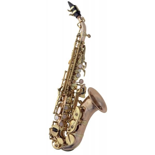 Soprano Sax Curved - Unlacquered