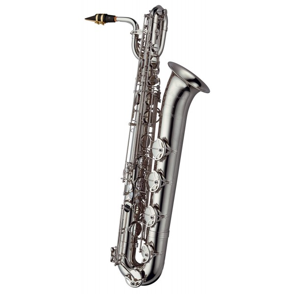 Baritone Sax - Elite Brass Silverplated