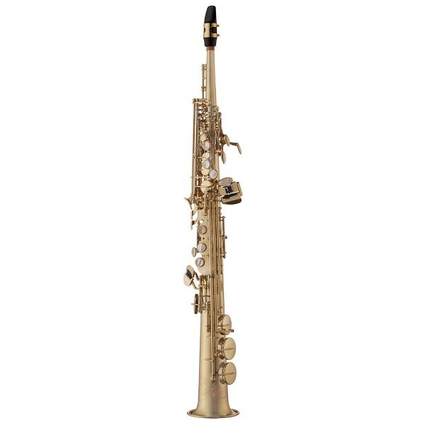 Soprano Sax - Unlacquered Brass