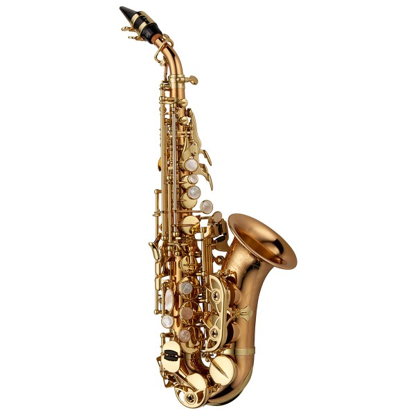 Soprano Sax Curved - Elite Bronze Lacquered