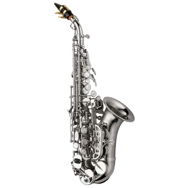 Soprano Sax Curved - Elite Bronze Silverplated