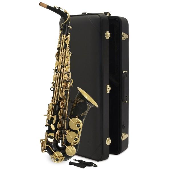 Alto Sax - Black