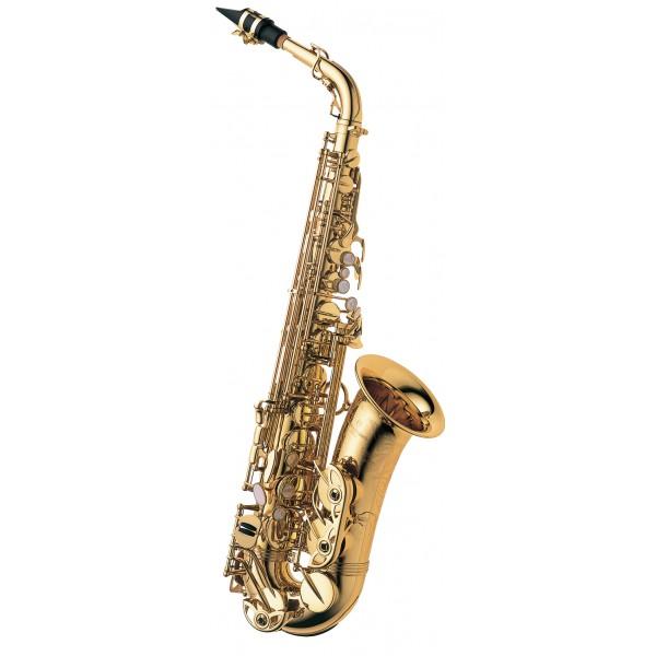 Alto Sax - Unlacquered