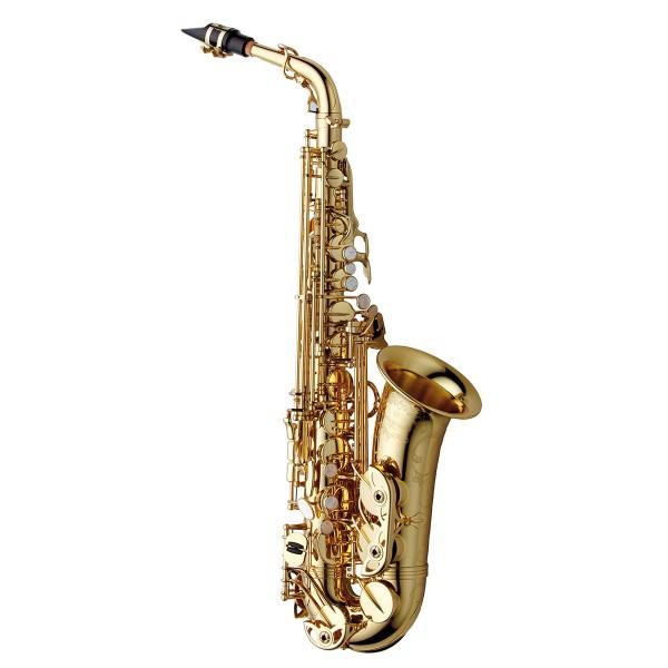 Alto Sax - Unlacquered Brass
