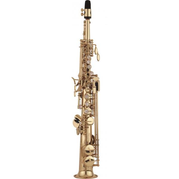 Sopranino High 'E' - Brass