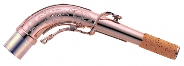 Tenor Neck (Pink Gold Silver)