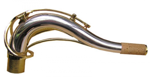 Tenor Neck (Solid Silver)