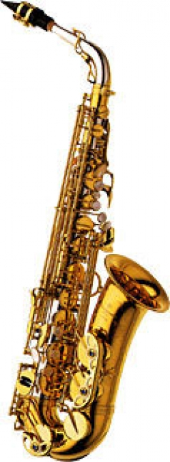 Alto Sax - Solid Silver N,B - Brass Bell & Bow