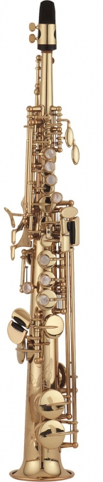 Sopranino High 'E' - Brass