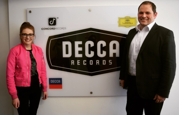 Jess Gillam becomes first saxophonist to sign for Decca Classics